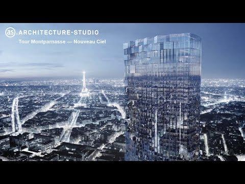 Restructuration de la tour Montparnasse