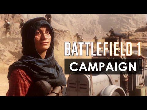 """Let's Play BATTLEFIELD 1 - #15 ~ WAR STORY 5: """"HIDDEN IN PLAIN SIGHT!"""" ~ Nederlands / Dutch"""
