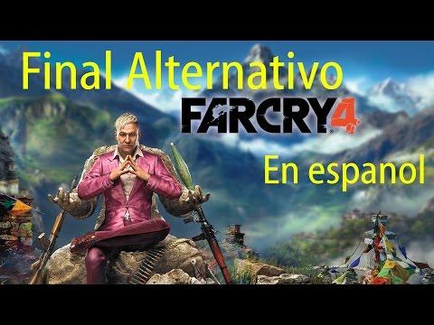 Far Cry 4 | Final Alternativo en Español | Terminado en 15 minutos