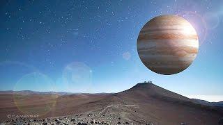 Si los planetas del sistema solar orbitaran entre dos estrellas