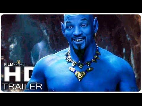 ALADDIN Trailer 2 Español (2019)