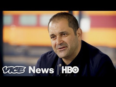 This Man Is Creating The First Supersonic Hyperloop: VICE News Tonight on HBO (Full Segment)