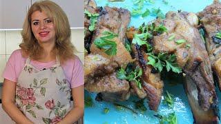 Рецепты Алины. Потрясающее , безумно вкусное горячее блюдо !