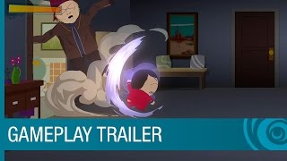 South Park: The Fractured But Whole Gameplay Trailer - Gamescom 2016 [US]