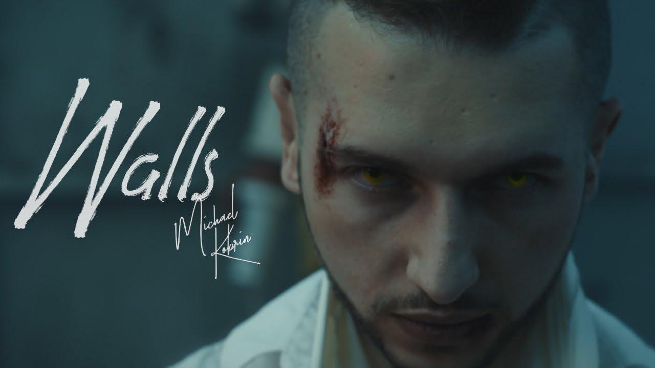Michael Kobrin  - Walls (Official Video) מייקל קוברין