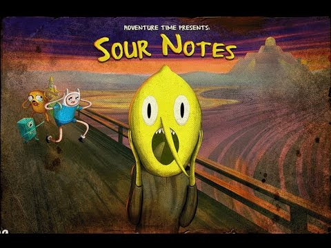 Adventure Time: Finn and Jake Investigations Case 3: Sour Notes