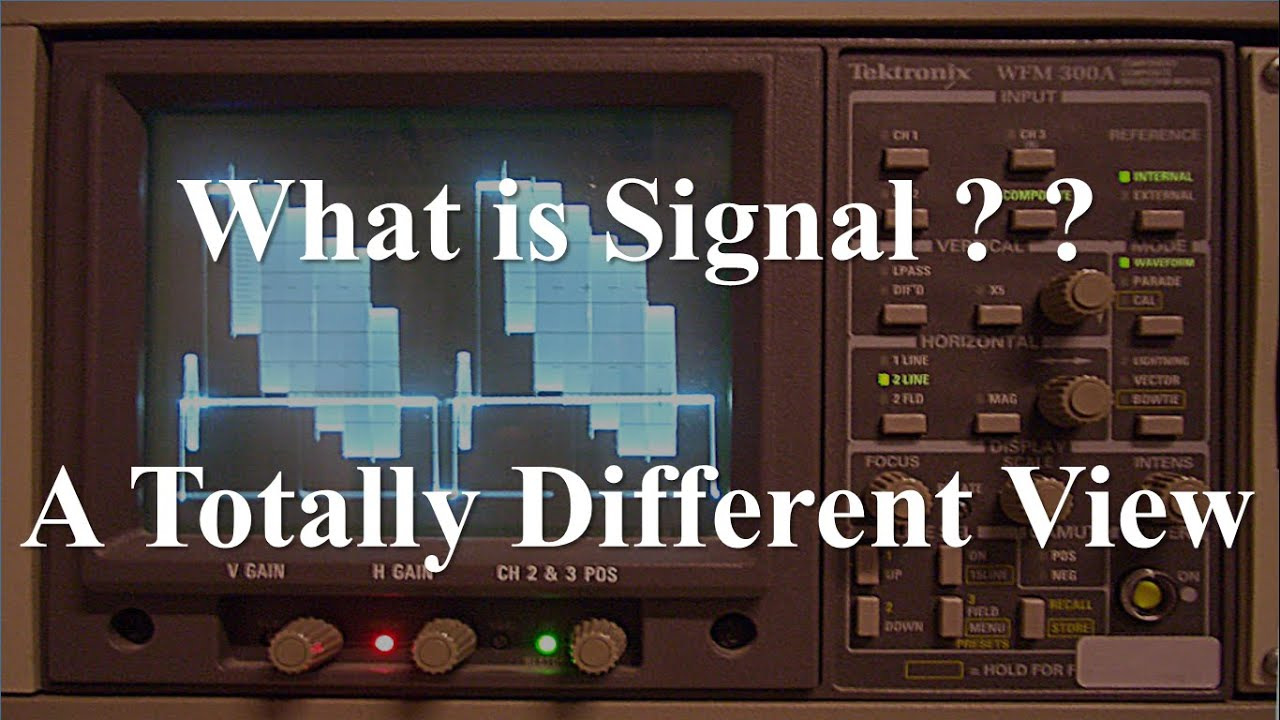 What Is Signal