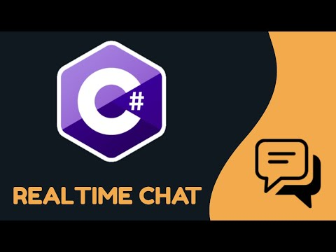 Build a Realtime Chat App with .NET Core in 10 minutes