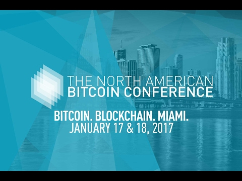 The North American Bitcoin Conference - Miami 2017 - Produced by IAM Marketing