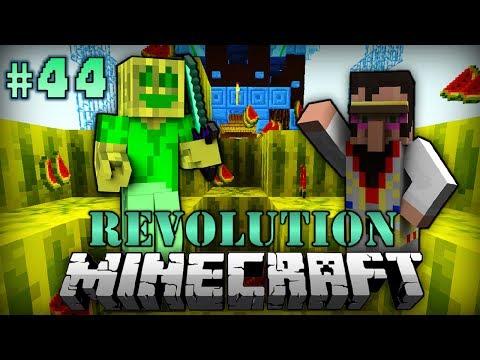 HEUTE ist MELONTAG!! - Minecraft Revolution #044 [Deutsch/HD]