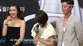 "Video Showbiz Korea - PRESS CONFERENCE OF THE DRAMA ""TEMPTATION""(드라마 유혹 제작발표회) download MP3, 3GP, MP4, WEBM, AVI, FLV Maret 2018"