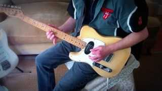 How to Play Sympathy for the Devil - Rolling Stones - Advanced guitar lesson by Telamor.