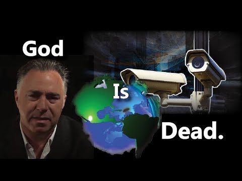 POST-CHRISTIAN UTOPIA: Surveillance Cameras and Spy Satellites