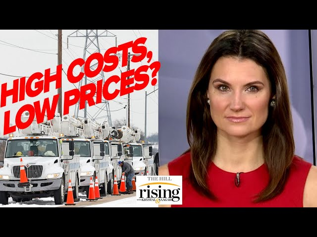 Krystal Ball: Texas And The Siren Song Of Low Taxes, Cheap Goods