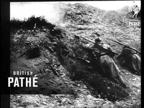Verdun Battle Scenes 1916 Youtube