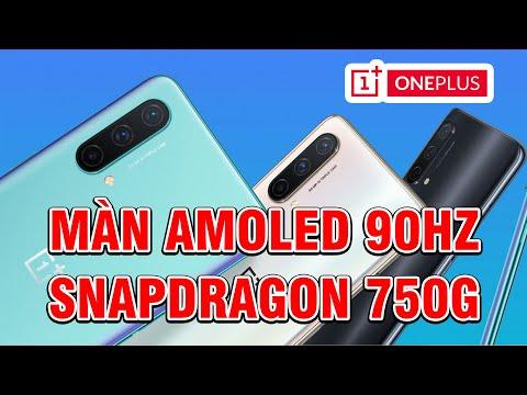 Oneplus Nord CE 5G ra mắt: AMOLED 90Hz, Snap 750G, Thiết kế tối ưu !