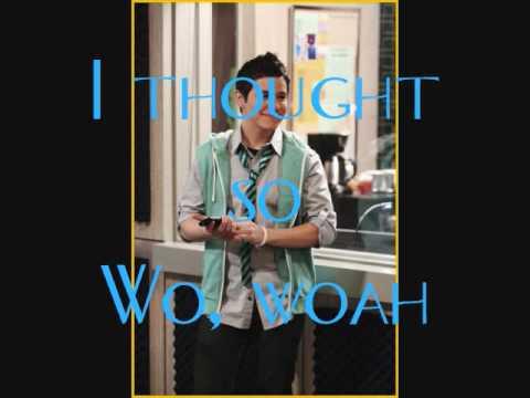 Hannah Montana And David Archuleta  I Wanna Know You With Lyrics HQ