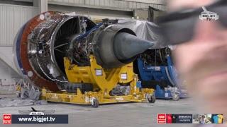 #Britishairways 'Retro' Liveried Jumbo Jet - #Negus Arrival At London #Heathrow - Live! #Ba100
