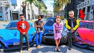 GTA 5 CLINTON KIDS REAL LIFE MOD #2 ROAD TRIP PREPARATION