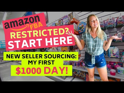What To Scan As A New Amazon FBA Seller: Retail Arbitrage 2020 Selling Tips