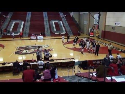 48 point game by Devonte Evans Cibola vs Mountain View Utah
