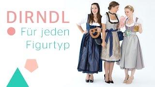 Dirndl-Styling für jede Figur » Tipps für androgyn bis kurvig | Stylight