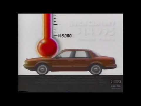 Better Buick Dealers of Tennessee | Television Commercial | 1993
