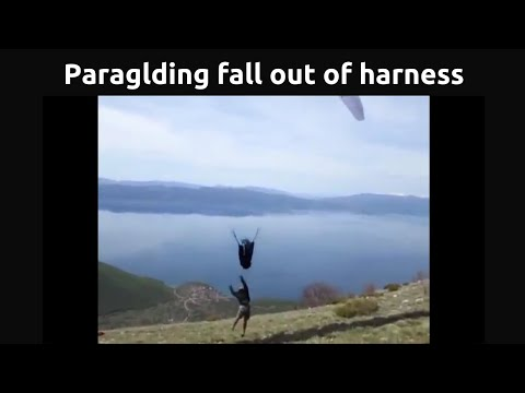 paragliding accident -  5 Point Check system before take off