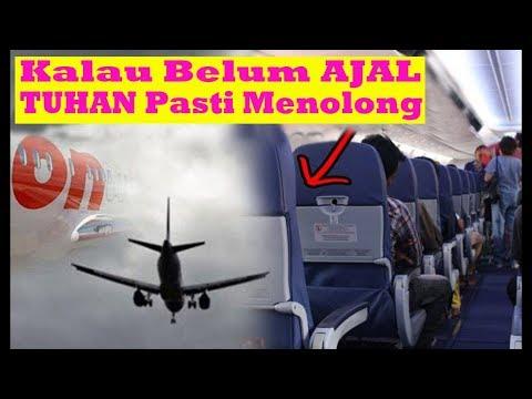 Penumpang Kursi 171 Pesawat Lion Air JT 610 yang Selamat, Kisahnya Bikin Merinding