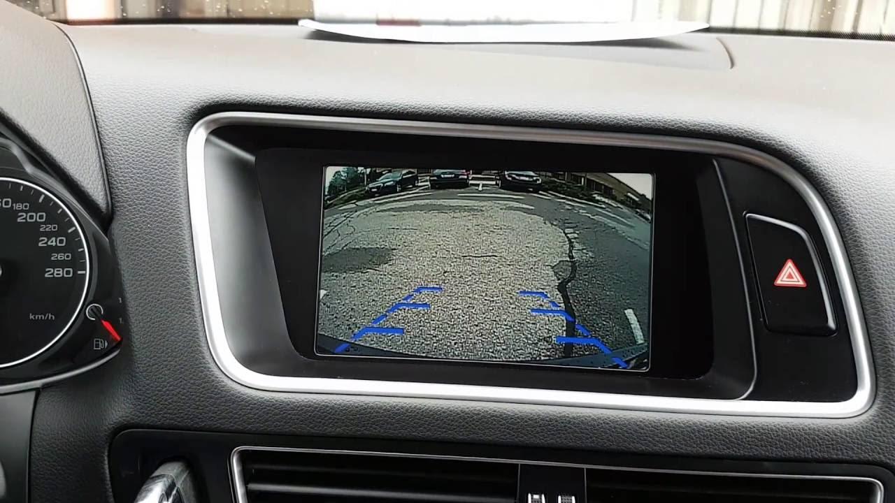 2016 Audi Q5 >> installation Adding Backup Reverse Camera Audi Q5 MMI ...