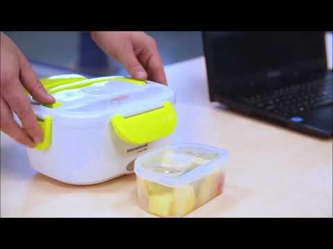 Generic علبة حفظ و تسخين الطعام الكهربائية أثناء العمل