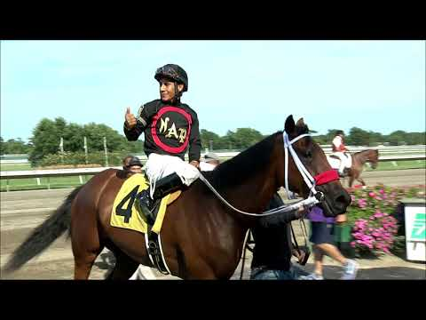 video thumbnail for MONMOUTH PARK 8-2-19 RACE 8