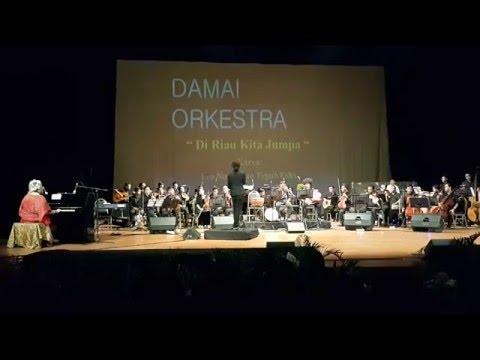 Damai Orkestra Melayu Riau 14 Perkusi dan Serampang 12