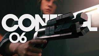 Control (PL) #6 - Strefa progowa (Gameplay PL / Zagrajmy w)