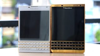 BlackBerry Passport Silver mạ vàng 24K tại Tp Hồ Chí Minh