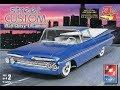 What's In The Box? AMT 38422 1959 Chevrolet El Camino Model Kit