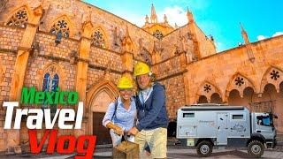 Exploring Mexico ► | Zacatecas City Tour, Mina el Eden TRAVEL VLOG