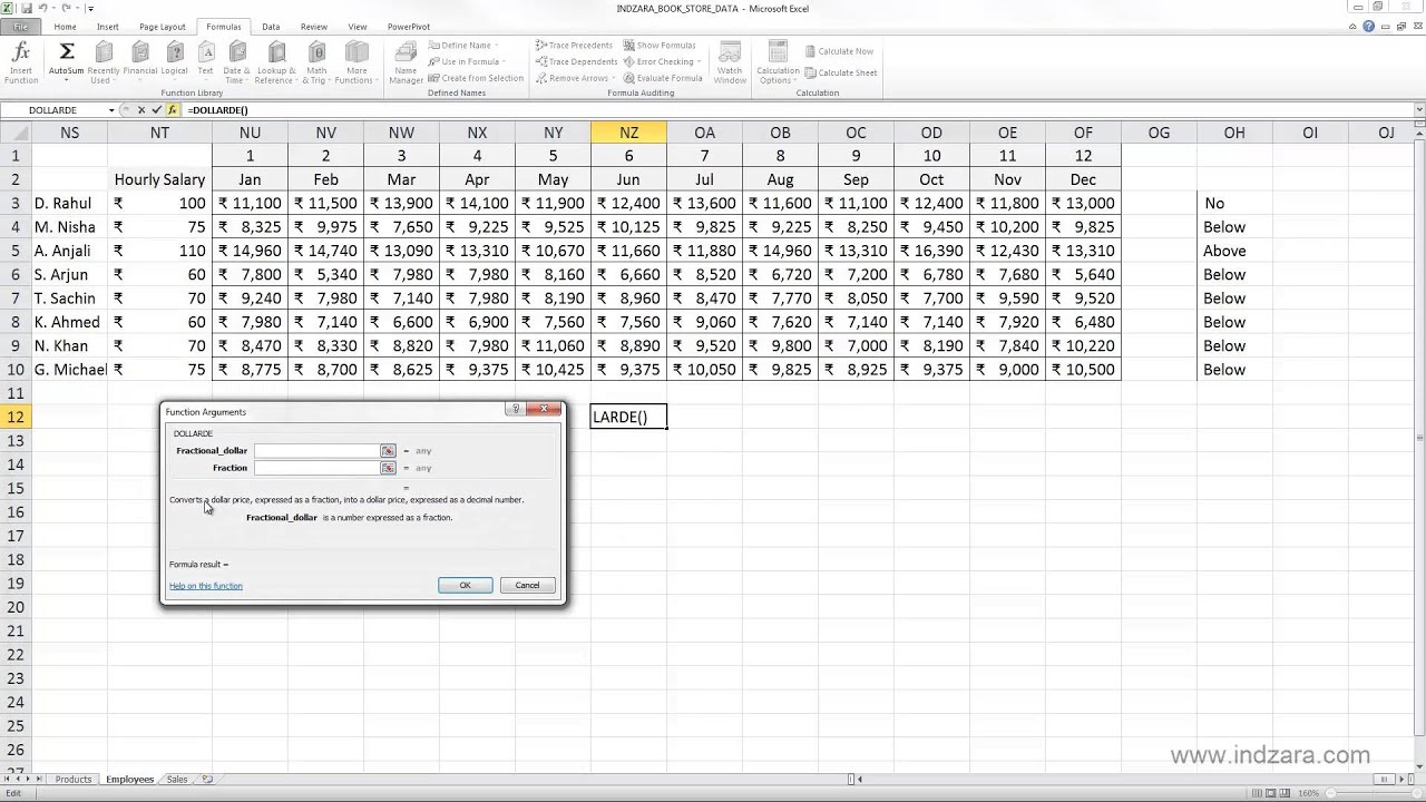 excel chapter 6 working with Elementary statistics spring 2012 14 chapter 6 the standard normal distribution goal: to become familiar with how to use excel 2007/2010 for the normal distribution.