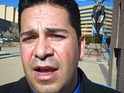 Congressman Ben Ray Lujan: Patient Rights, Tragedy in Tucson
