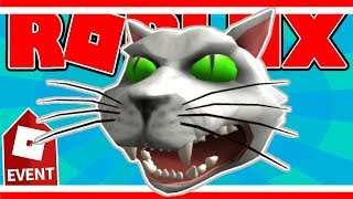 [EVENT] Cara Mendapatkan Possessed Cat Head | Roblox Robloxian Highschool