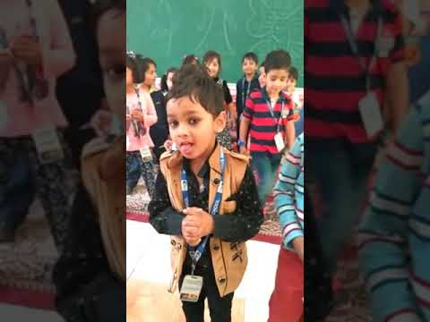 Aazim Last day of the school Indus world school