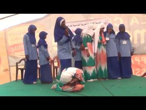 Les élèves De EIFA KHAROU HIRA Rends Hommage A Zeynab FALL (Rahimahallah)