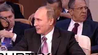 Иран проигнорировал русский язык Путина