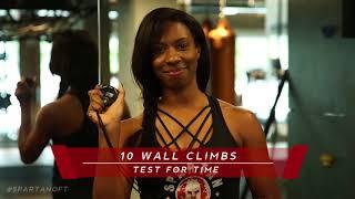 Obstacle Fitness Training | Wall Climb | Spartan