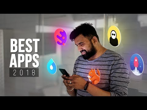 The Best Apps of 2018!