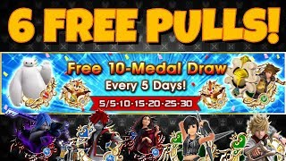 Don't Miss Your 6 Free Pulls! - KHUx F2P