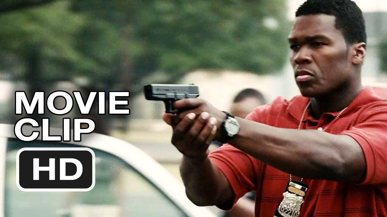 Freelancers Movie Clip Gun Down 2012 Robert Deniro 50 Cent