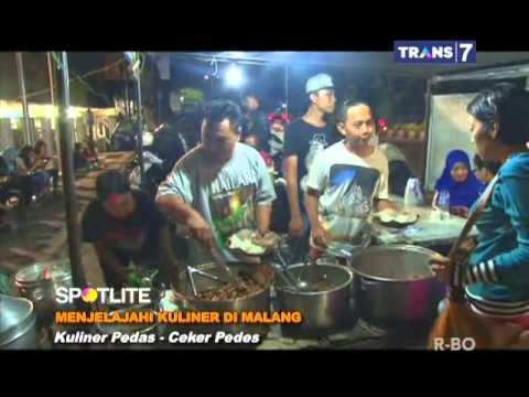 SPOTLITE Trans 7 - Menjelajahi Kuliner di Malang, Jawa Timur