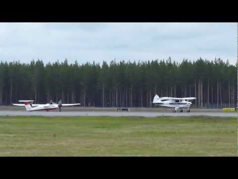 Pilatus B4 Advanced Glider Aerobatic
