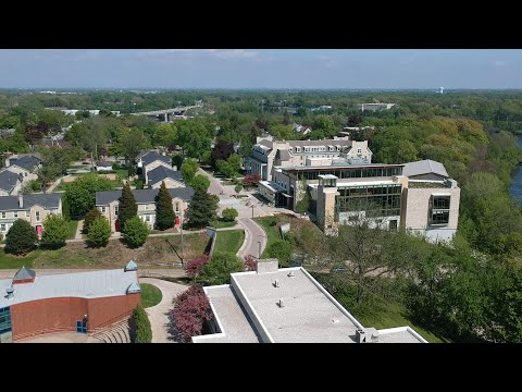 Warch Campus Center Tour